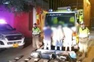 Carcél por tráfico de drogas en el Tolima