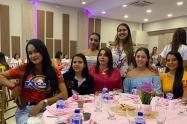 Celebración del día de la mujer por parte de Mercacentro