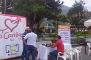 Alerta Tolima y la Cariñosa visitá Cajamarca Tolima