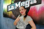 Paola Franco gerente del Centro Comercial Acqua