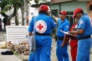 Ladrones se hacen pasar por funcionarios de la Cruz Roja
