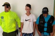 Capturaron a peligroso atracador en el Guamo