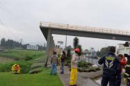 Falta de agua en Chía por daño en sistema de acueducto