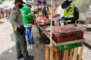 Controles a la venta de Pescado en Ibagué