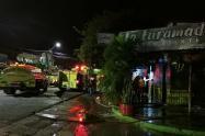 Incendio en Mariquita