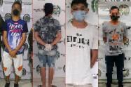 Capturados en la Cuarentena