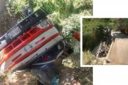 Accidente en Doima