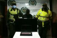 Ladrón capturado en Ibagué