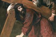 Cristo camino del Calvario, de Tiziano (Museo del Prado)