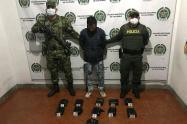Capturados con estupefacientes en el norte del Tolima