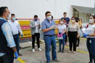 Entes de control investigan la compra de kits nutricionales por parte de la Alcaldía de Ibagué