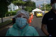 Se realizó desinfección a 470 motos, 390 taxis y 24 ambulancias y patrullas de policía
