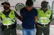 Capturado por violar la cuarentena en Ibagué