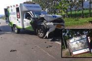 Accidente Mariquita