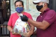 La distribución de los kits nutricionales y de aseo se prolongará hasta el próximo 6 de julio