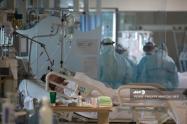 En la ultima jornada Colombia reportó 184 casos nuevos de pacientes con COVID-19