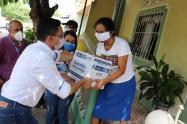En Ibagué se van a entregar 40 mil kits nutricionales y en municipios del Tolima 65 mil