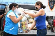 Se entregaran 105.000 kits nutricionales, 40.000 en Ibagué y 65.000 en el Tolima
