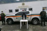 Capturado camionero por cohecho en Ibagué