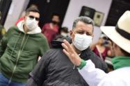 a Gobernación del Tolima, destinó 1.468 kits nutricionales para los más vulnerables de Cajamarca