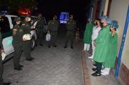 Autoridades felicitaron a los médicos del Tolima