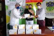Alcaldía de El Espinal adquirió 4.000 pruebas rápidas para COVID-19