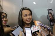Secretaria de Salud Municipal Johana Aranda