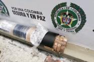 Encontraron 40 kilos de marihuana en una empresa de encomiendas de Ibagué