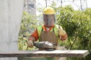 Reanudación de obras en Antioquia.