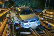 Puente Ferreo en Honda