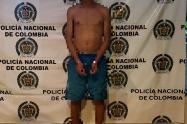 Alias 'Chelo' golpeó a su ex en el Guamo