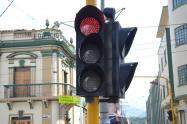 Semáforos de Ibagué