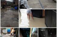 Más de cuatro sectores de Ibagué sufrieron