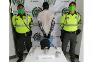 Capturado con marihuana en Ibagué