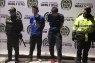Capturados por atracar a dos funcionarios de Interaseo