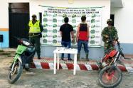Venezolanos vendedores de drogas