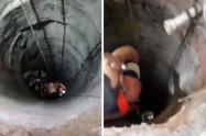 rescatan hombre en Mariquita