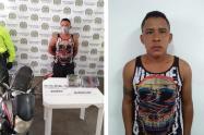 Militar con Marihuana en El Tolima