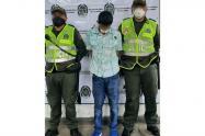 Ladrón de celulares en Ibagué