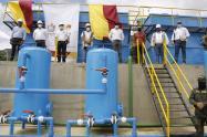 El acueducto veredal tuvo una inversión de $3.421 millones de pesos