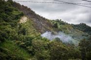 Incendio en zona rural de Ibagué fue controlado por las autoridades de socorro
