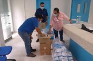 Los hospitales de Coyaima, Planadas, Dolores, Saldaña, Alpujarra, Ortega, Prado y Ataco han recibido elementos de protección