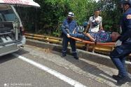 Accidente en Mariquita