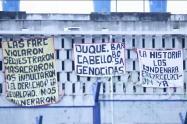Protesta en cárcel de Ibagué