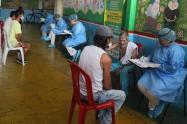 La Dirección Administrativa de Salud de El Espinal, recibió 4.000 pruebas rápidas para Covid-19