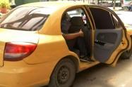 El conductor es pensionado de la Policía.
