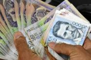 El feliz ganador del premio seco de $60 millones de pesos, lo obtuvo con el número 4236 de la serie 02