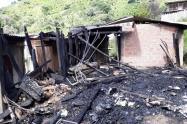 Tres incendios estructurales en los municipios de Coyaima, Rioblanco y Piedras