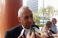 El nuevo Arzobispo de la Arquidiócesis de Ibagué, Monseñor Orlando Roa Barbosa, nació en Cali el 4 de julio de 1958