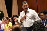 El Gobernador Ricardo Orozco enfatizó tener claro que se va a reajustar su equipo de gobierno